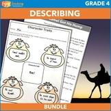 Describing a Character Unit RL.4.3