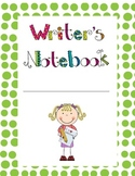 K-2 Writer's Notebook