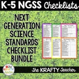 K-5 NGSS Checklists