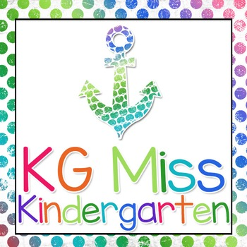 KG Miss Kindergarten Font: Personal Use