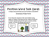 K.G.1 Positional Word Assessment