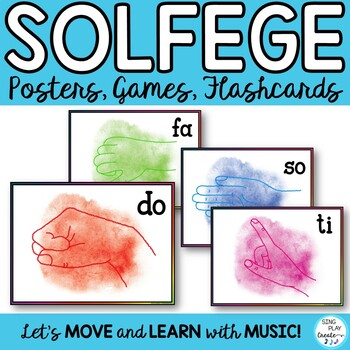 KODALY *GAME *PRINTABLES *POSTERS *DIRECTIONS *RED