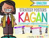 Kagan Strategy Posters, Set of 22   BRIGHTS Edition {English}