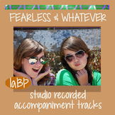 Instrumental accompaniment tracks & lyrics to songs Fearle