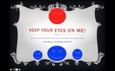 Back to School!  Keep Your Eyes On Me!  4 ideas to help yo
