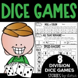Keep on Rollin' with Division (6 Independent Dice Games fo