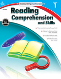 Kelley Wingate Reading Comprehension and Skills Grade 1 SA