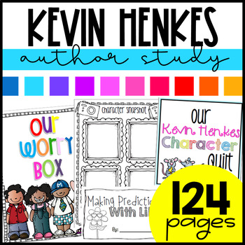 Mice are Nice:  A Kevin Henkes Author Study
