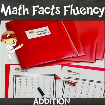 Kicking It Math - Addition Facts Fluency Program