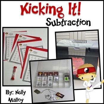 Kicking It Math - Subtraction Facts Fluency Program