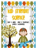 Kid Friendly Science {day & night, living & nonliving, lig