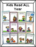 Kids Read All Year