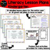 Kinder Library Lesson Plans