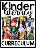 KinderLiteracy Units BUNDLED