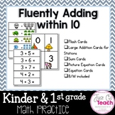 Kindergarten: Addition Within 10