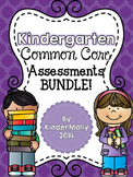 Kindergarten Common Core English Language Arts and Math As