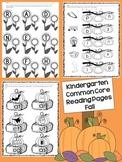 Kindergarten Common Core Language Arts Review / Practice S