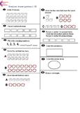 Kindergarten Common Core Math Assessment Form D