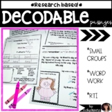 Kindergarten Comprehension Pack