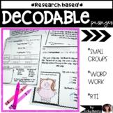 Kindergarten Comprehension Pack