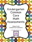 Kindergarten - Math Common Core