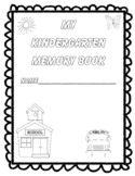 Kindergarten Memories! An End-of-the-Year Project!