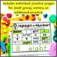 Kindergarten RTI: Number Sense #0-20