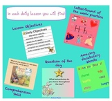 Kindergarten Reading Street SMARTboard Companion- Unit 4 C