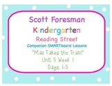Kindergarten Reading Street SMARTboard Companion Unit 5 Wk