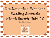 Kindergarten Reading Wonders Journals