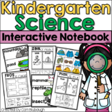 Kindergarten Science - Interactive Journal
