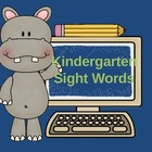 Kindergarten Sightwords FREE!