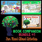 Kindergarten Book Companion Bundle #1