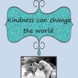 Kindness Poster Bundle