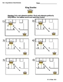 King Number - Using Addition to Check Subtraction - with R