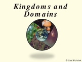Kingdoms and Domains PowerPoint Presentation Lesson Plan