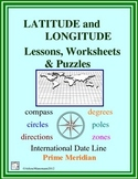 Latitude and Longitude - Study Unit