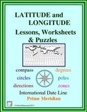 Latitude and Longitude - Study Unit