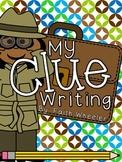 Writing - My Clue Writing