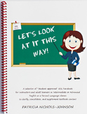 ESL Handouts for Adult Learners