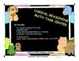 MATH/ LOGICAL REASONING/3RD GRADE/ TASK SET