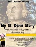 LOUISIANE - The Louis Juchereau de St. Denis Story, activi