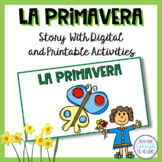 La Primavera Activity Set {Spanish}