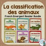 La classification d'animaux:  Animal Classification Reader