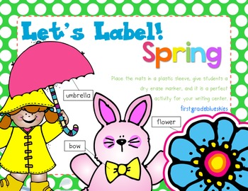 Label It! Spring Edition