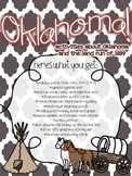 Land Run and Oklahoma Unit!