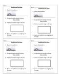 Landforms Pop Quiz (Georgia Performance Standards)