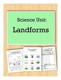 Landforms: Science Unit for Kids with Autism