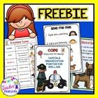 Free: Free Language Arts Poster Pack