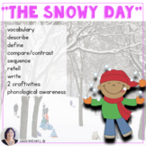 Language Fun with The Snowy Day Autism Differentiated Inst